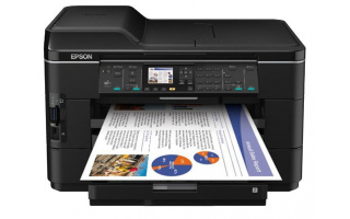 Epson WorkForce WF-7525